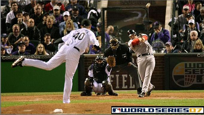 World Series 2007